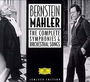 Mahler : Intégrale des Symphonies et des Lieder avec orchestre (Coffret 16 CD)