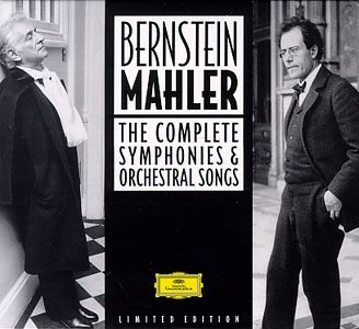 Mahler: The Complete Symphonies & Orchestral Songs / Bernstein