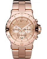 Michael Kors Quartz Rosegold Round Dial Rosegold Band - Women's Watch MK5314