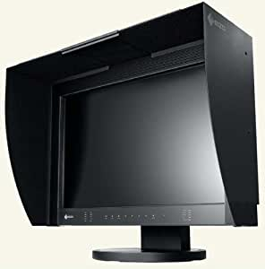 Eizo ColorEdge CG221 55,9 cm (22 Zoll) widescreen TFT-Monitor DVI schwarz (Kontrast 400:1, 30ms Reaktionszeit)