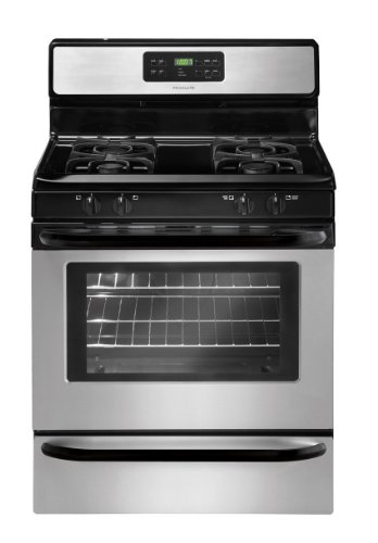 Frigidaire-FFGF3023LS-30-Inch-Gas-Range-Stainless-Steel