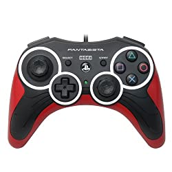 サッカーゲーム用コントローラ ファンタジスタ for PlayStaiton3 ブラック