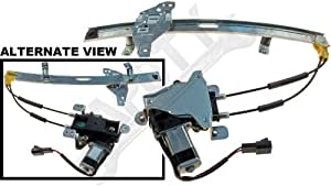 Apdty 852749 window motor regulator assembly for 1998 buick regal window motor