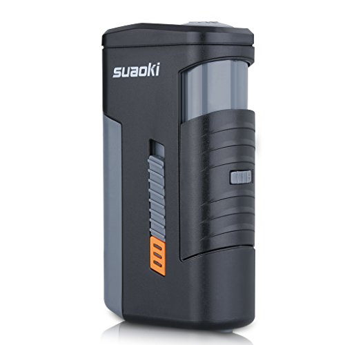 suaoki-flameless-fire-starter-multi-function-3-in-1-electronic-ignitor-windproof-with-power-bank-and