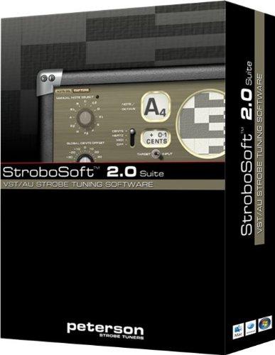 Peterson StroboSoft 2.0 Deluxe Suite
