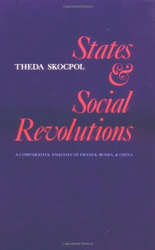 States and Social Revolutions: A Comparative Analysis of...