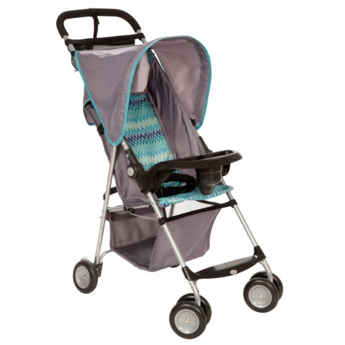 Best Review Of Cosco Umbria Stroller, Zigzag