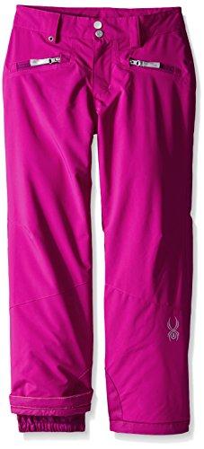 Girl's Spyder 'Vixen' Water Resistant Snow Pants, Size 8 - P