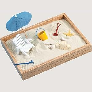 Executive Sandbox - A Day at the Beach