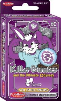 Killer Bunnies Odyssey Elementals Booster C - 1