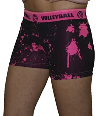 Amazon.com: SV Forza Women's Volleyball Printed