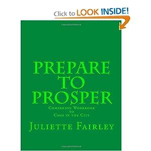 Prepare to Prosper: Companion Workbook to Cash in the City