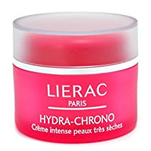 Lierac Hydra-Chrono Anti-Aging Hydration Intense Cream ( For Very Dry Skin ) 40Ml/1.33Oz