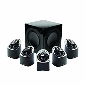 Mirage Speakers MX HOME THTR SYS NA 1WATT MX 5.1 Home Theater System