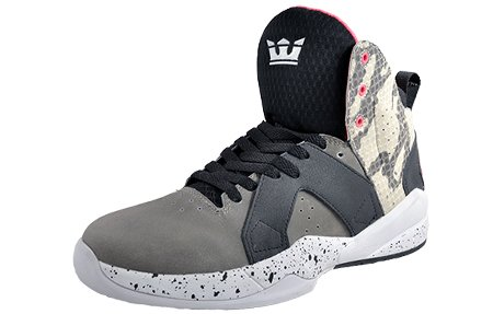 Supra Magazine SP75052, Sneaker uomo Grigio grigio, Grigio (grigio), 43