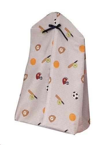 Bedtime Originals Super Sports Diaper Stacker