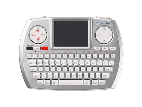 SMK-Link Wireless Ultra-mini Touchpad Keyboard for Mac - VP6366