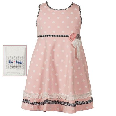 Baby Girl Clothes PINK DOT Dress Tights LE TOP Clothing Girls 12-24M - Buy Baby Girl Clothes PINK DOT Dress Tights LE TOP Clothing Girls 12-24M - Purchase Baby Girl Clothes PINK DOT Dress Tights LE TOP Clothing Girls 12-24M (le top, le top Dresses, le top Girls Dresses, Apparel, Departments, Kids & Baby, Girls, Dresses, Girls Dresses, Jumpers, Girls Jumpers, Jumper Dresses, Girls Jumper Dresses)