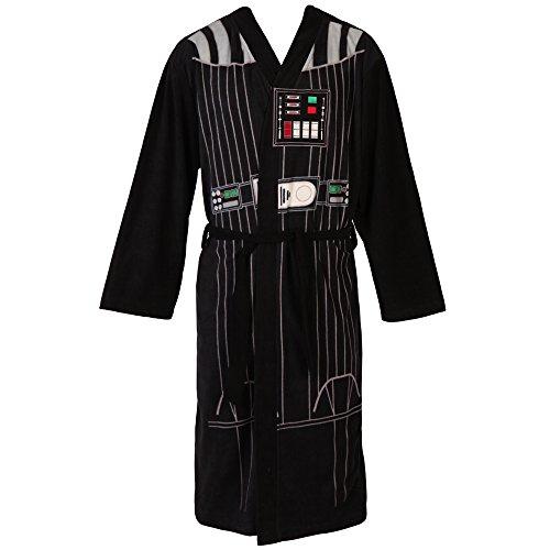 Star Wars Darth Vader Fleece Robe for men (One Size)
