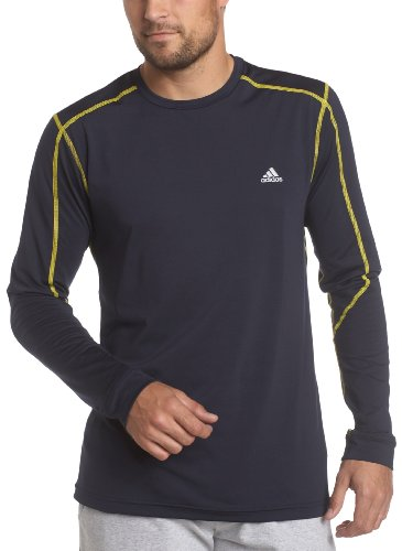 adidas Men's TECHFIT Loose Long-Sleeve
