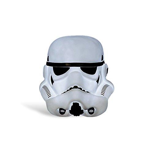 Lampada 3D dello Stormtrooper tratta da Guerre Stellari - Ottimo accessorio per la vostra camera - Bianco