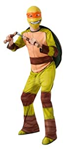 Teenage Mutant Ninja Turtles Teenage Mutant Ninja Turtles Michelangelo Costume, Medium