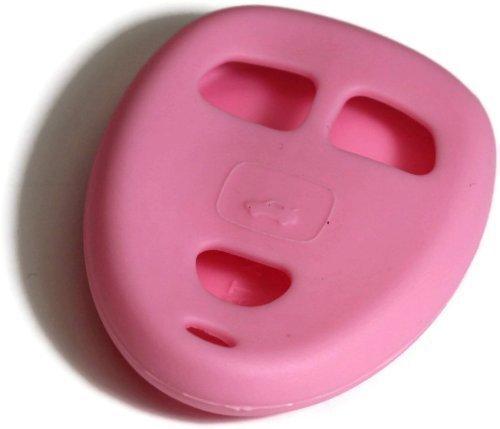 dantegts-rosa-in-silicone-per-portachiavi-con-cover-smart-remote-key-tasche-protezione-catena-saturn