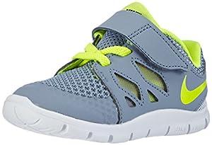 Nike 644429 403 - Zapatillas de cuero para niño