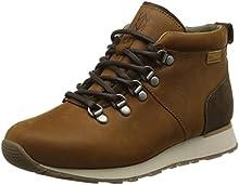 Comprar El Naturalista Nd62 Pleasant-Lux Suede Wood-Brown/ Walky, Zapatillas Altas Unisex Adulto