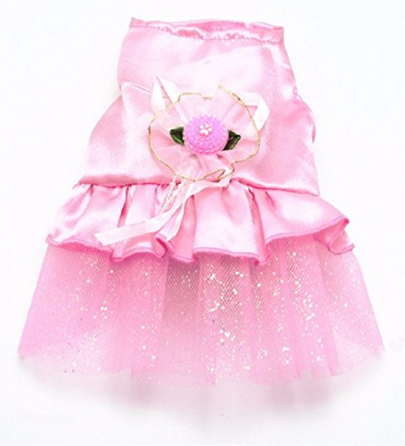 2016 Pet Clothes Mini Lace Dress Dogs Princess Dresses Wedding Dress For Small Dog Clothing Summer (Costume Shops In Colorado Springs)