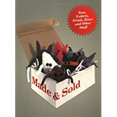 Made & Sold: Products by Graphic Designers, Artists and Illustrators