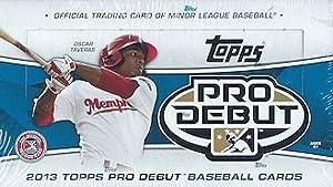 2013 Topps Pro Debut Baseball box (24 pk RETAIL) by Topps
