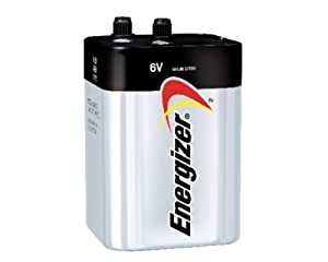 Energizer 528 6-Volt Battery