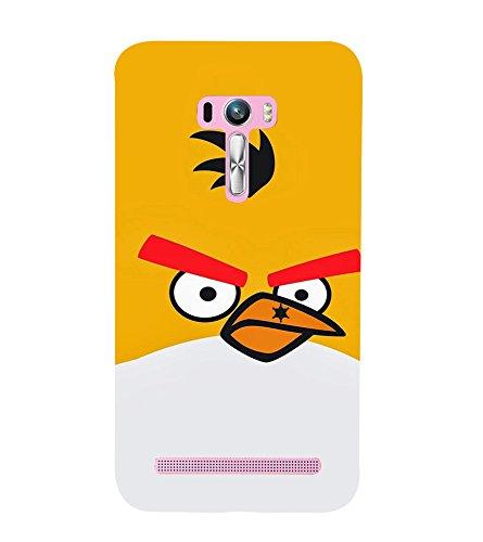 EPICCASE Mad Birds Mobile Back Case Cover For Asus Zenfone Selfie (Designer Case)  available at amazon for Rs.399