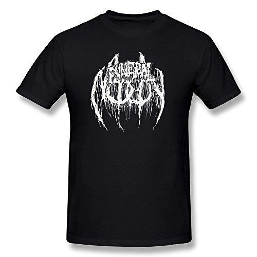 Uomo's Darkthrone T-Shirt- Nero