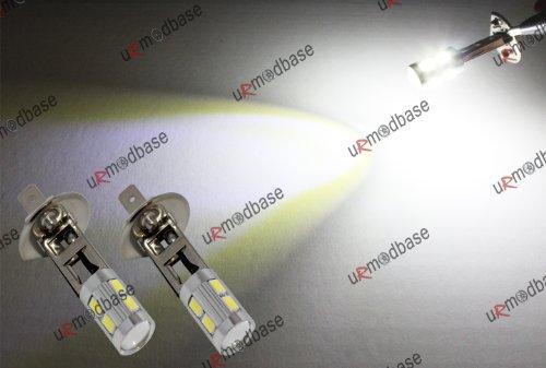 2-x-h1-433-10-x-5630-10-w-smd-led-hid-xenon-zenon-bianco-4500k-6000-k-nebbia-drl-lampadine-lampade-l