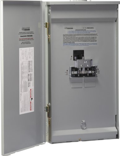 Reliance Controls Twb2006Dr Outdoor Transfer Panel