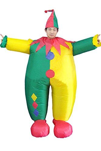 Adult Men S Clown Costumes For Halloween Amp Birthdays