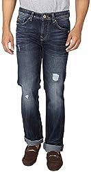 Killer Men'S Slim Fit Jeans (9105.Wood Stock Slmft Htind_36, Blue, 36)