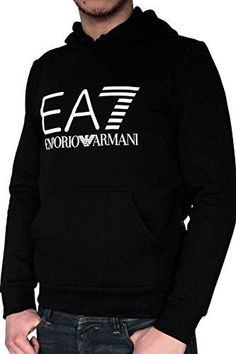 sweat-a-capuche-ea7-emporio-armani-homme-noir