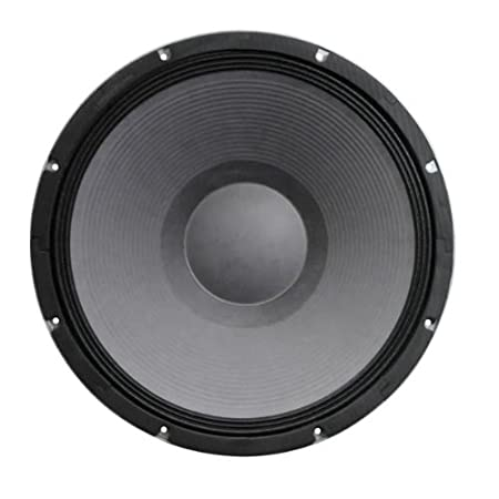 Soundlab - Haut-Parleur de Voiture Noir 46cm 450W 8 Ohm