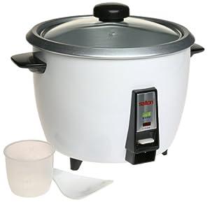 Amazon.com: Salton RA7A 7-Cup Rice Cooker: Kitchen & Dining