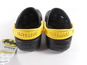 Toddler/Little Kid Croc Batman Sandals