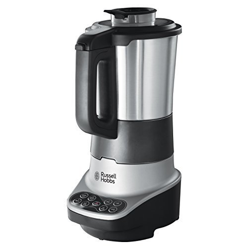 Russell Hobbs Soup & Blend Soup Maker Blender Multifunctional 2 in 1 Blender & Soup Maker With Keep Warm Function by Russell Hobbs