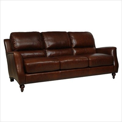 Buy Low Price Luke Leather Bradford Italian Leather Sofa and Loveseat Set (BRADFORD-SET)