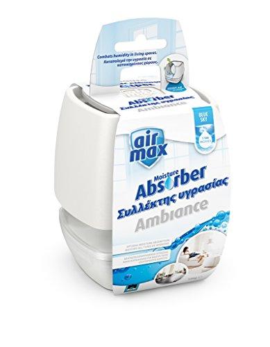 6 x Bison Air Max Portable Moisture Absorber Purifier Dehumidifier ...
