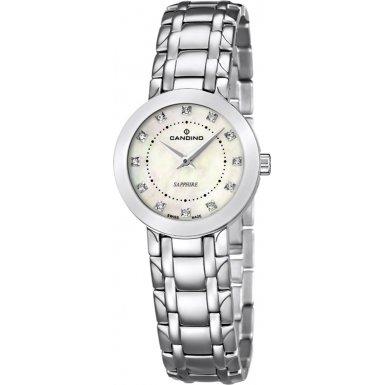 Candino Ladies Classic C4500/3 Reloj de Pulsera para mujeres Clásico & sencillo