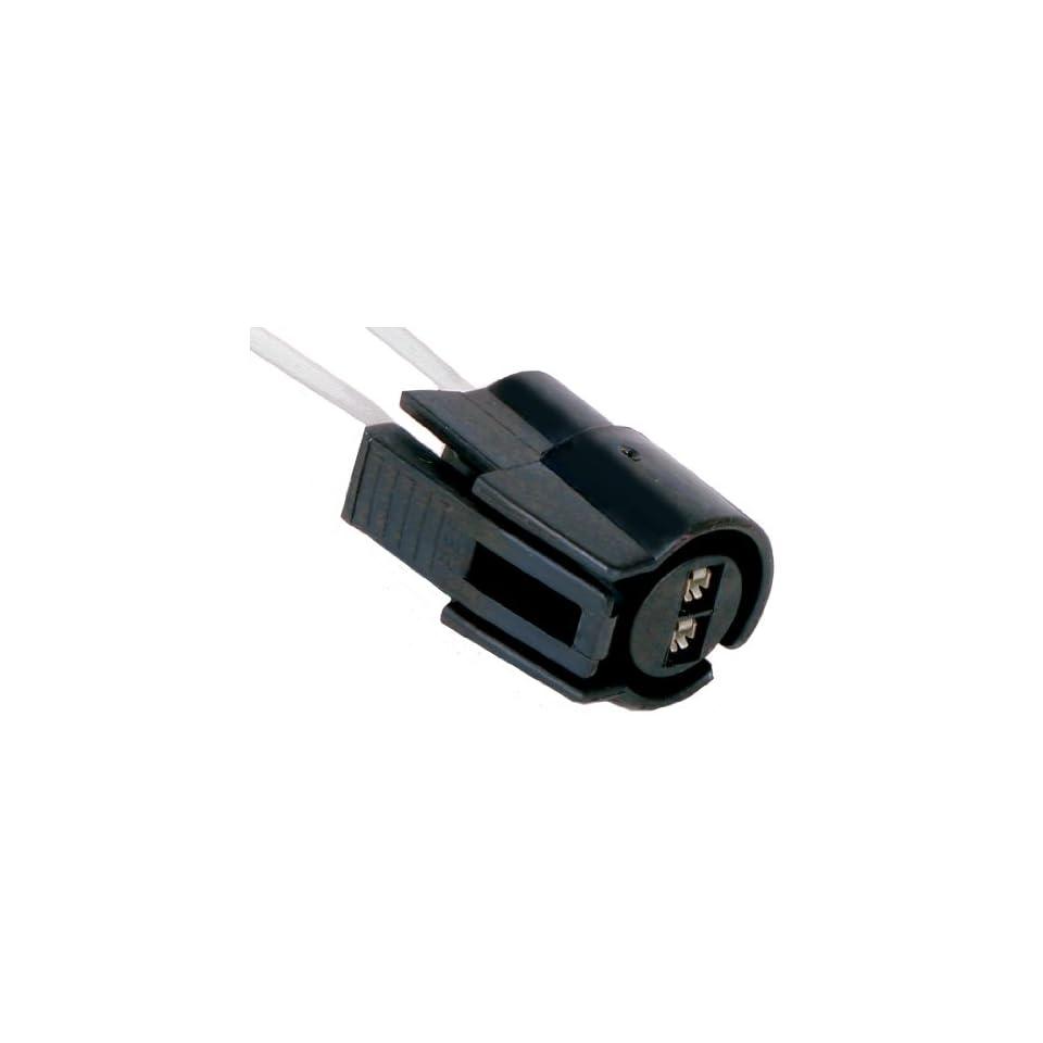 ACDelco PT131 GM Original Equipment 2-Way Female Black Multi-Purpose Pigtail ADWPT131