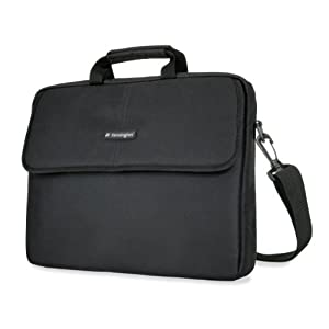 Kensington K62567US SP17 17-Inch Classic Sleeve Notebook Case (Black)