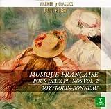 スカラムーシュ~フランス近代ピアノ・デュオ作品集2
